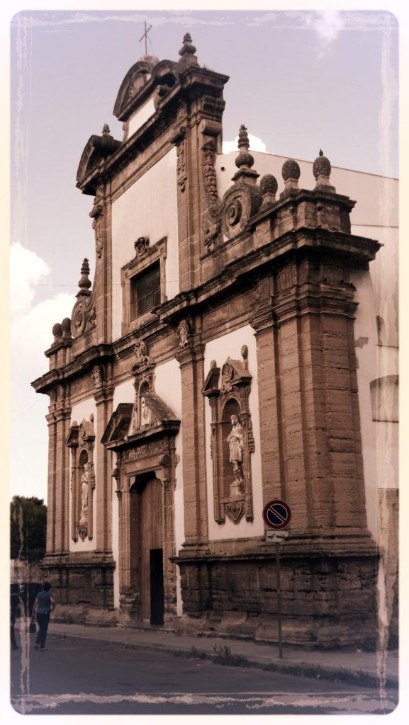 Chiesa Santo Stefano Protomartire alla Zisa - Palermo