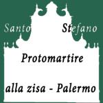 Santo Stefano Protomartire alla Zisa - Palermo Logo